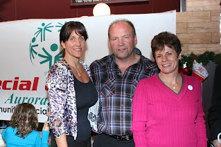 Comunity Coordinator, Nancy Black, Wendal Clark and Hillary